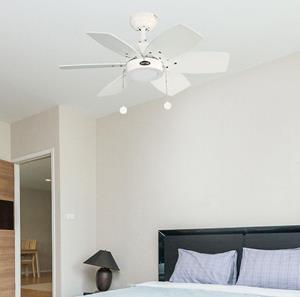 Ventilador de Techo LED 5 blanco