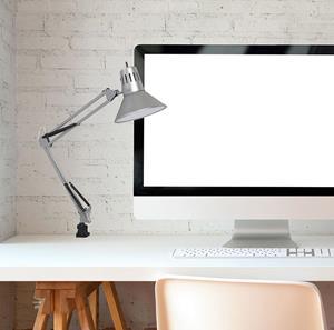 Lámpara de Escritorio 1L adaptable