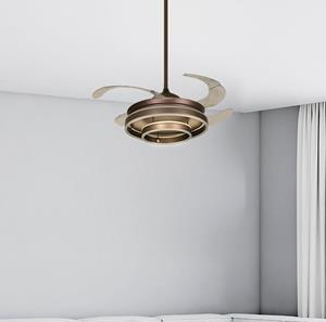 "Ventilador LED inverter Expandible 42"""