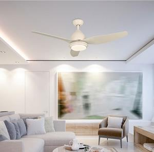 Ventilador de Techo LED 52 white