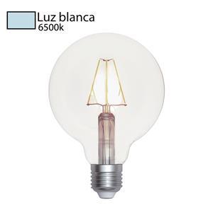 Imagen de Bombillo LED Vintage Clear G125 Sylvania