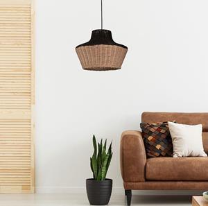 Lámpara Colgante 1L natural